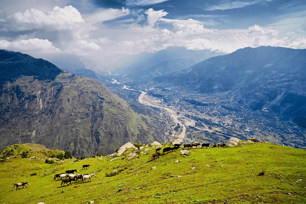 Shojha, Kullu, Himachal Pradesh