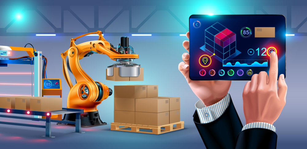 Applications Of IoT in Transportation and Logistics business