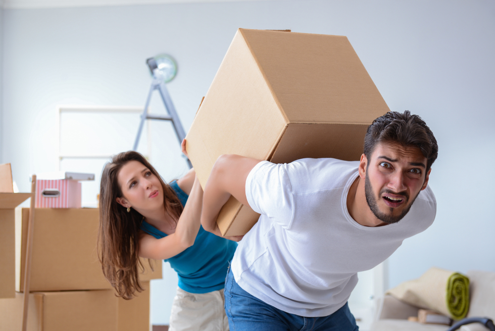 Bad Experience at Moving Out